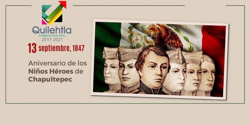 Aniversario de los Niños Héroes de Chapultepec
